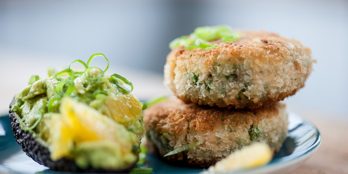 Fish cake recipes great british chefs for Fish cake recipe