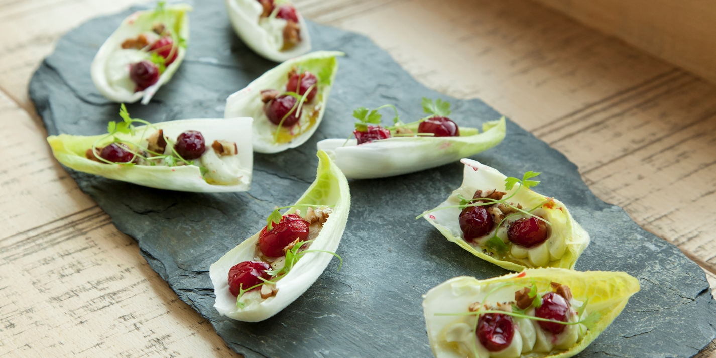 Endive canap recipe great british chefs for Canape oriental
