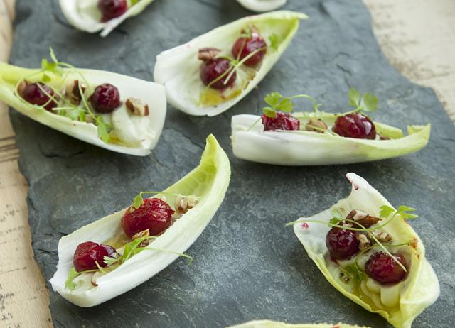 Canapé recipes