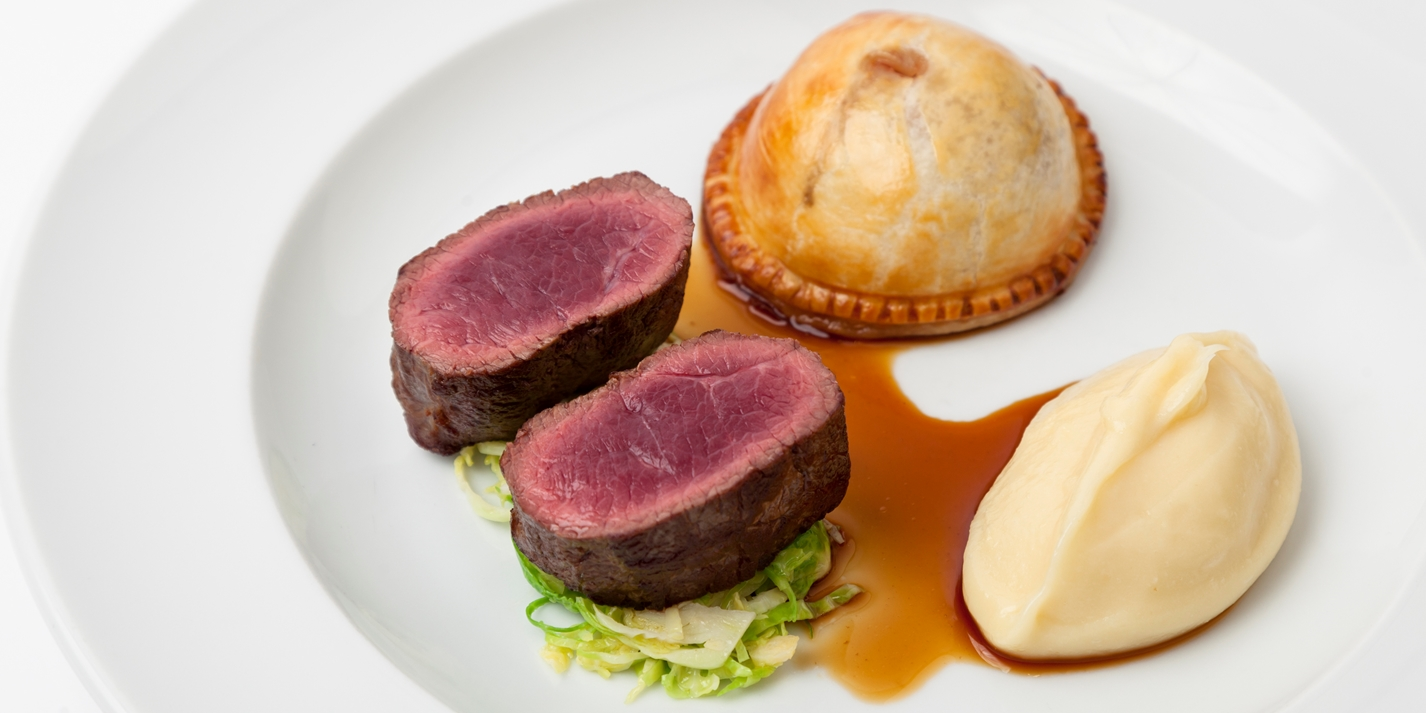 Venison and Stilton Pie Recipe
