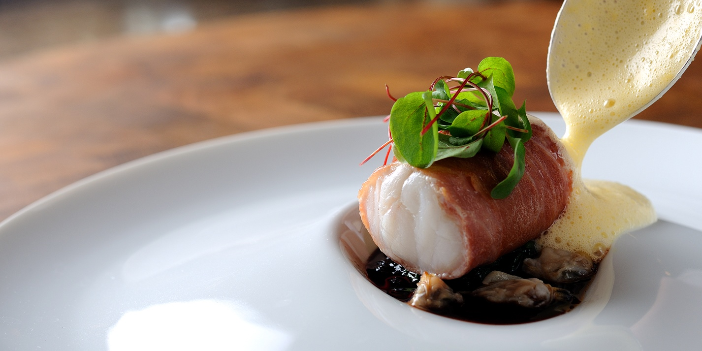 How To Make Sloe Gin >> How to Cook Monkfish Sous Vide - Great British Chefs