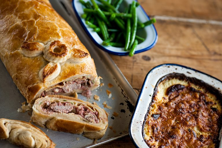 Pork Wellington RecipeKids RecipesGreat British Chefs