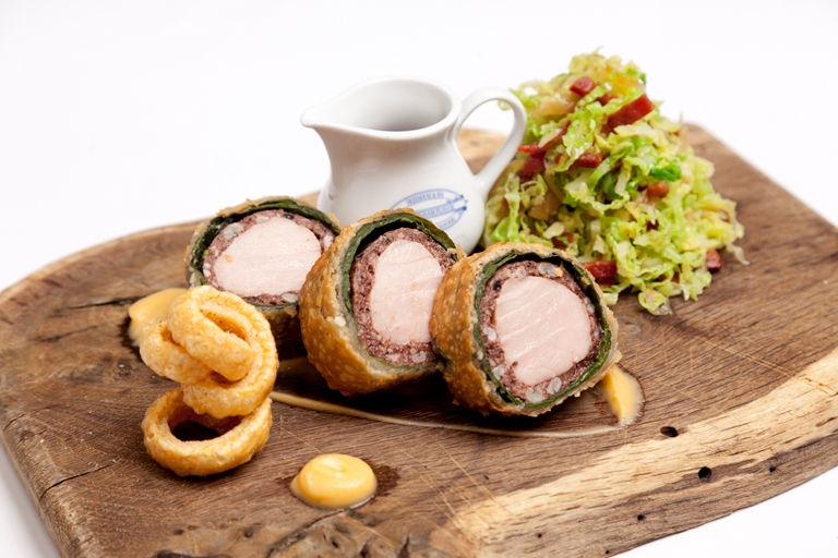 Pork Loin Wellington RecipeGreat British Chefs