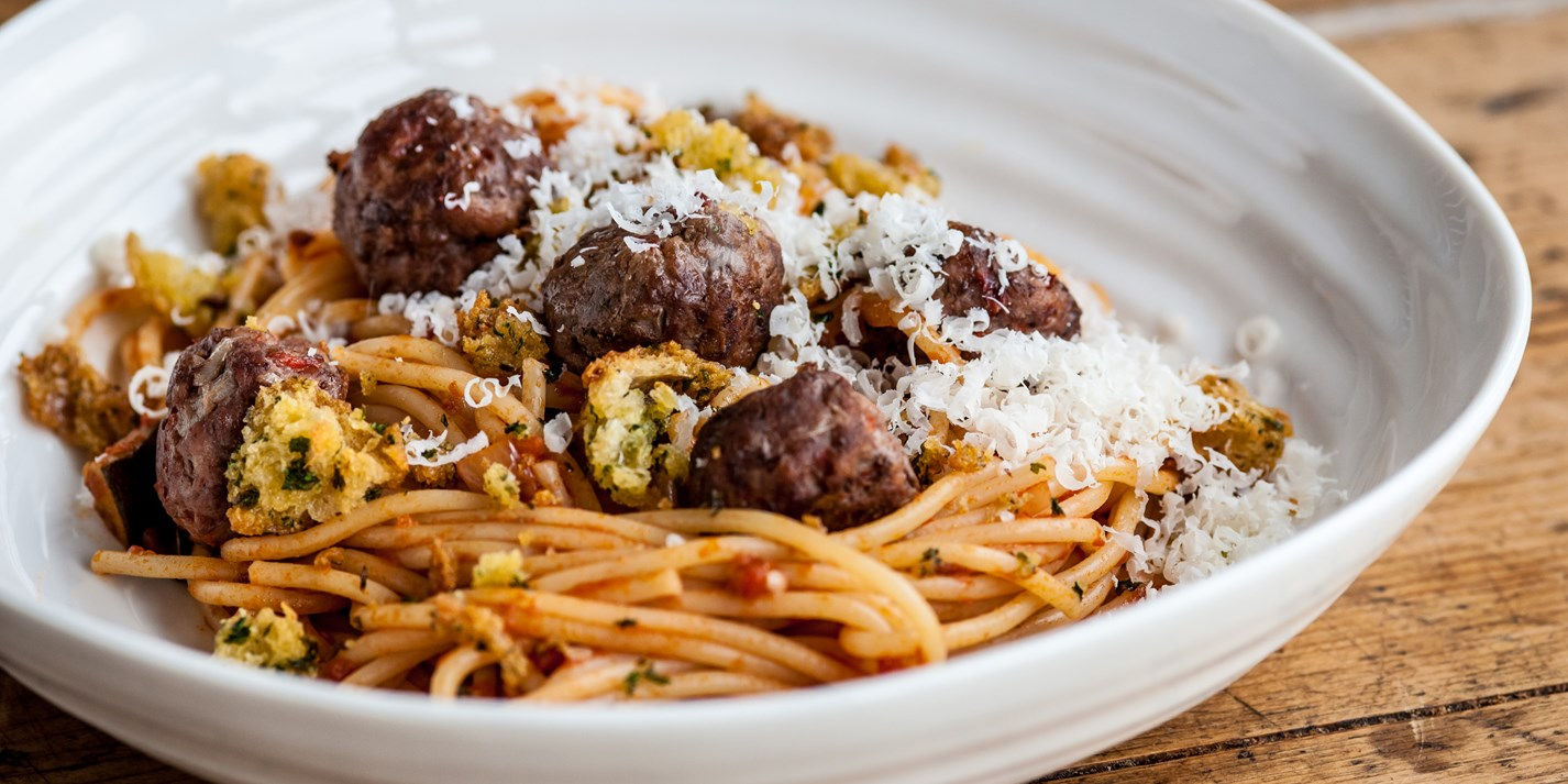 how to make spaghetti and meatballs recipe