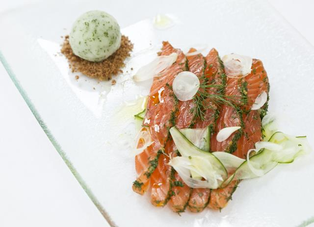 Gravadlax recipes