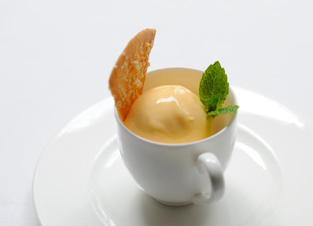 Apricot Sorbet Recipe - Great British Chefs