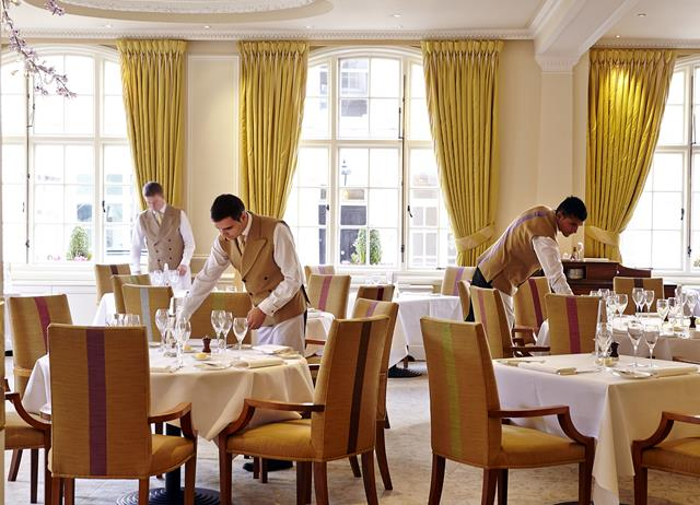 The Goring restaurant review