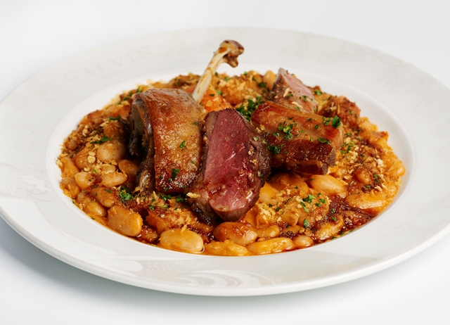 Duck Cassoulet Recipe - Great British Chefs