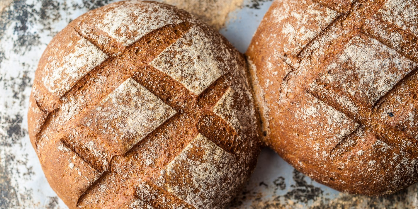 Dark Rye Bread Recipe Great British Chefs