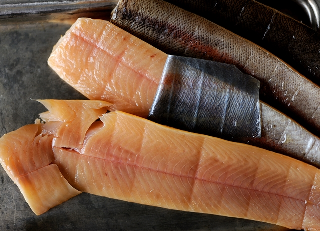 How to cook trout sous vide