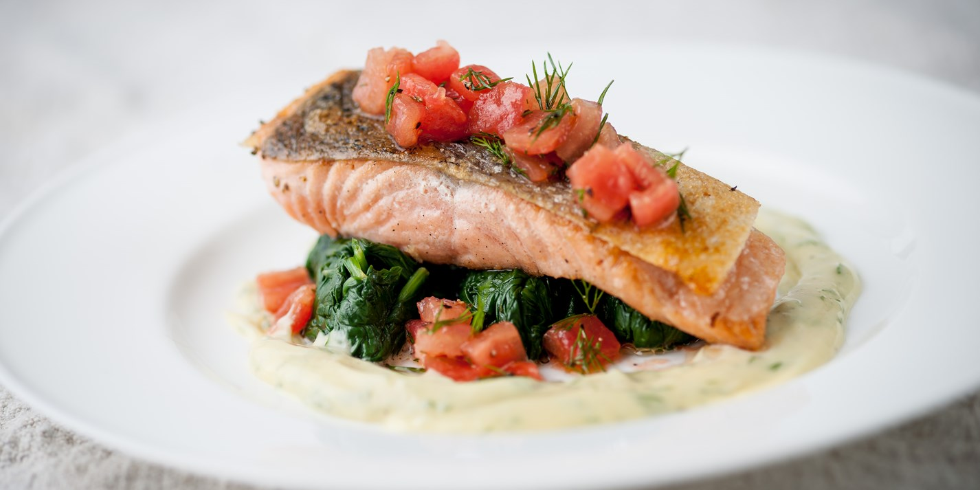 Salmon Fillet Recipes Great British Chefs