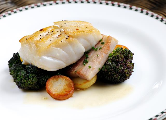 Cod loin recipes