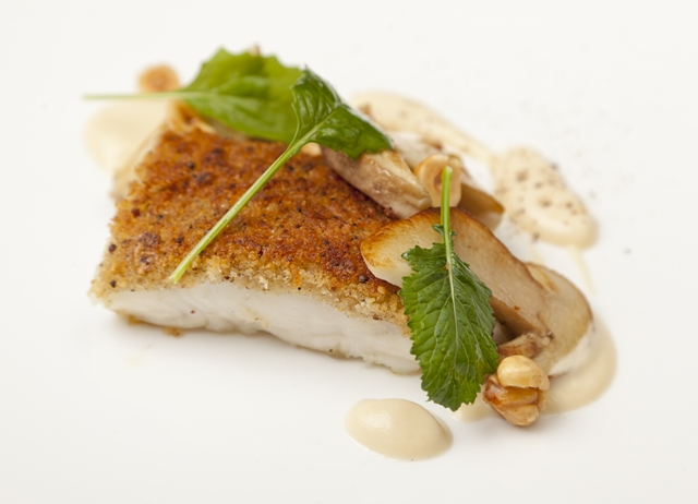 How to cook brill sous vide