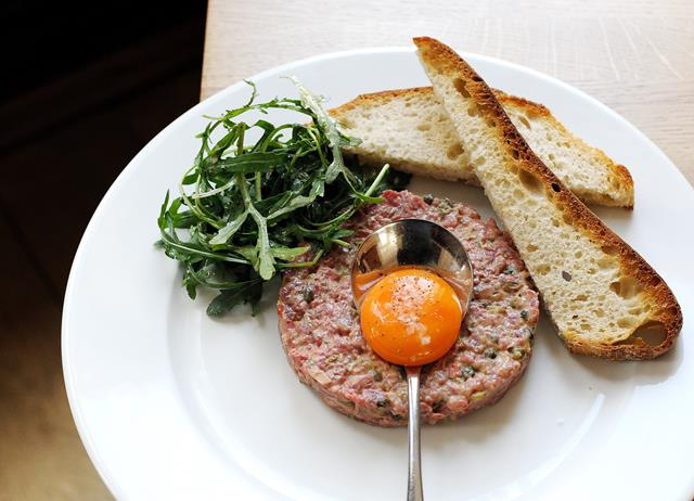 Steak tartare recipe