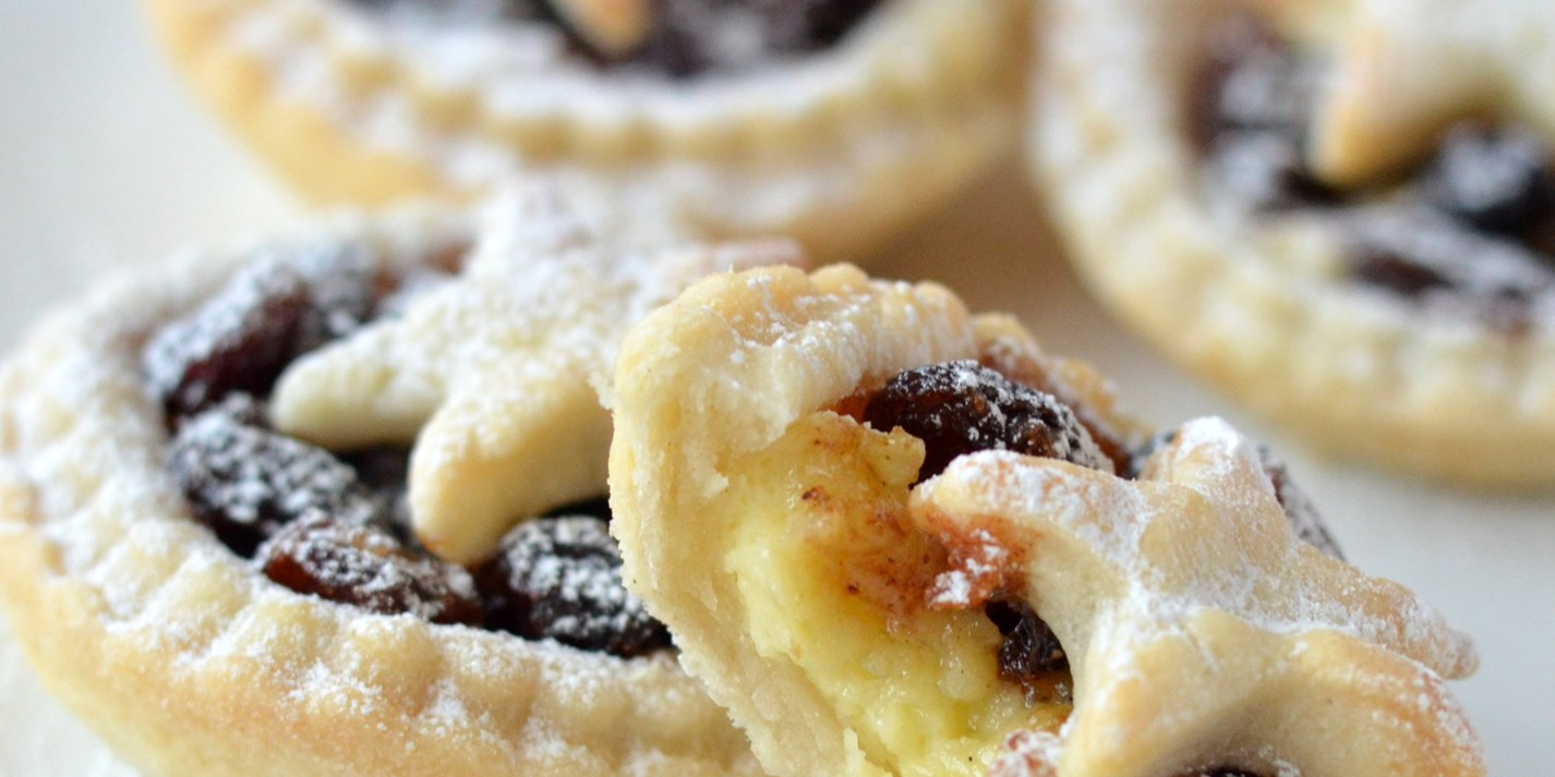 Mincemeat and custard pies recipe great british chefs for English mincemeat recipe