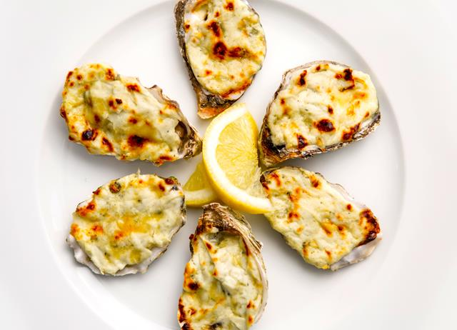 How to cook with oysters