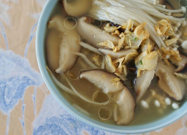 how to cook double noodle soup
