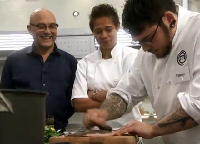 MasterChef The Professionals, 2013 - Week two