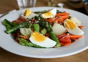 Healthy Lunch Recipe Ideas - Great British Chefs