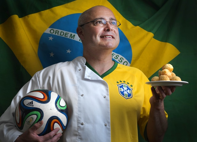 Marcello Tully's World Cup Recipes