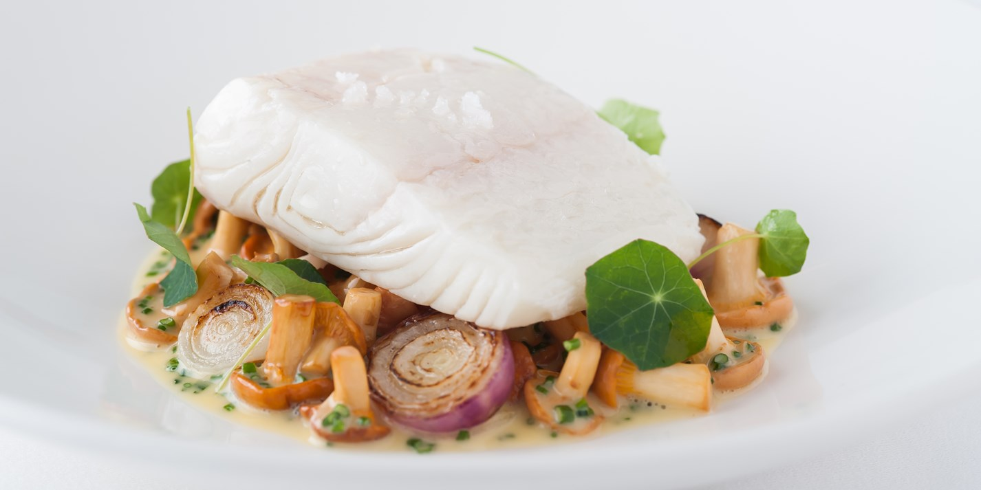 How to Cook Halibut Sous vVde - Great British Chefs