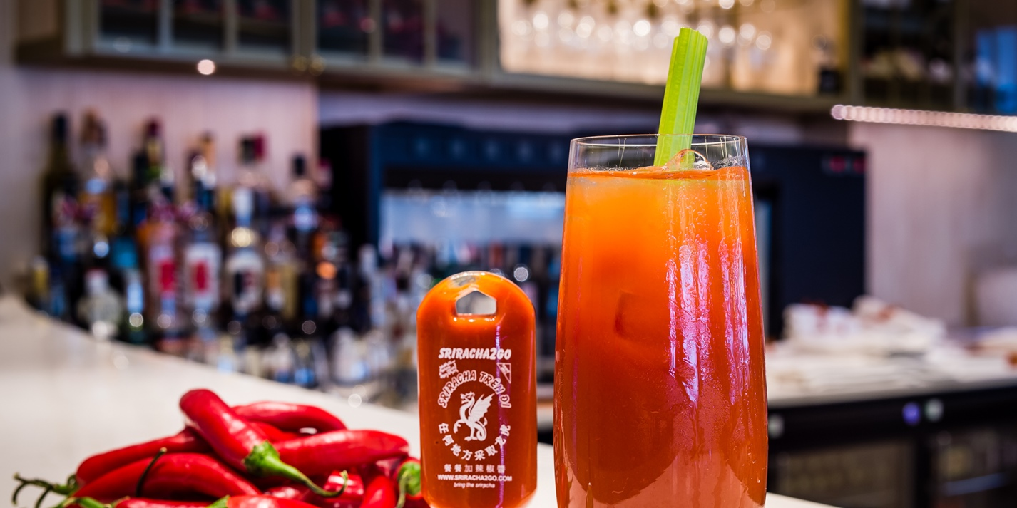 Asian bloody mary cocktail recipe great british chefs for Cocktail oriental