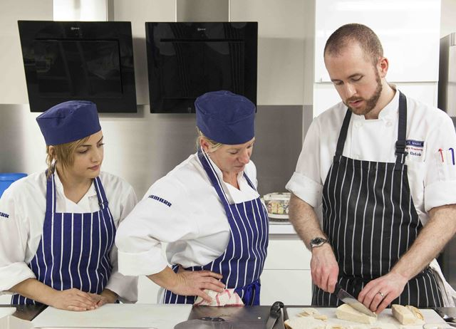 Professional Culinary Schools in the UK