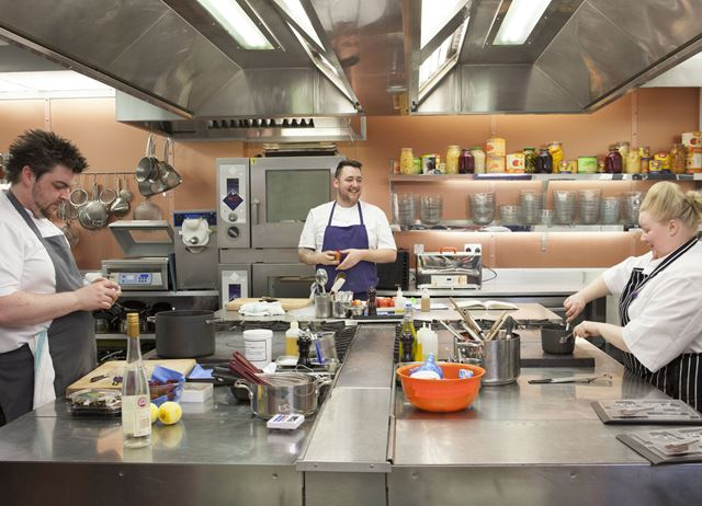 Great British Menu 2015: North West heat preview