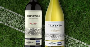 Celebrate victory in style with a Cellar of Trivento wine