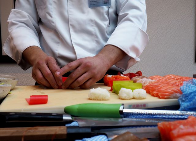 Making the grade: the UK's greatest sushi chefs