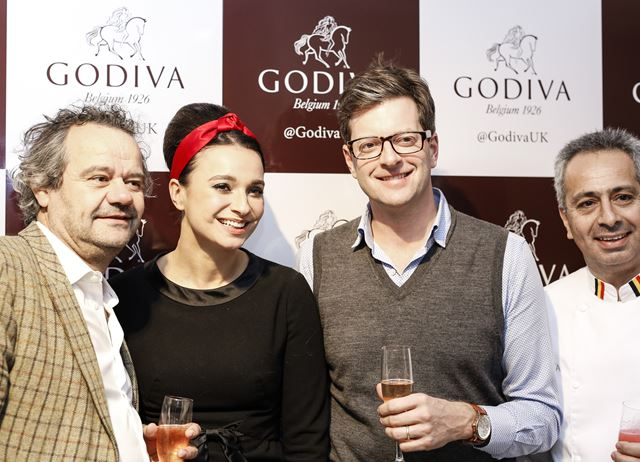 Godiva Chocolate Challenge 2015: The Final