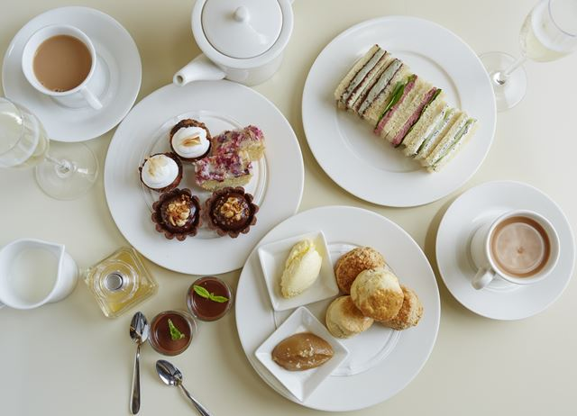 'Cleanse your palate with cake!': Chocolate afternoon tea with Paul A Young