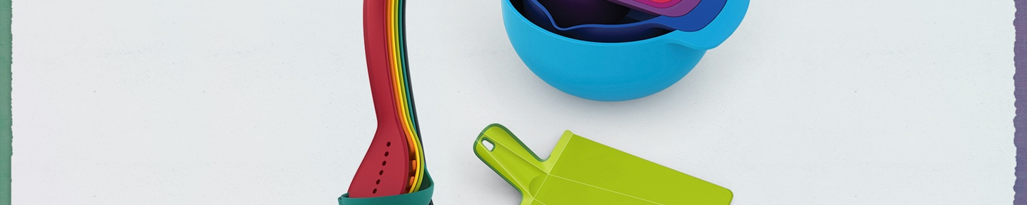 Courtesy of Tilda, win a Joseph Joseph Nest™ Food Preparation Set and Kitchen Tool Set worth £130 plus five runner-up prizes