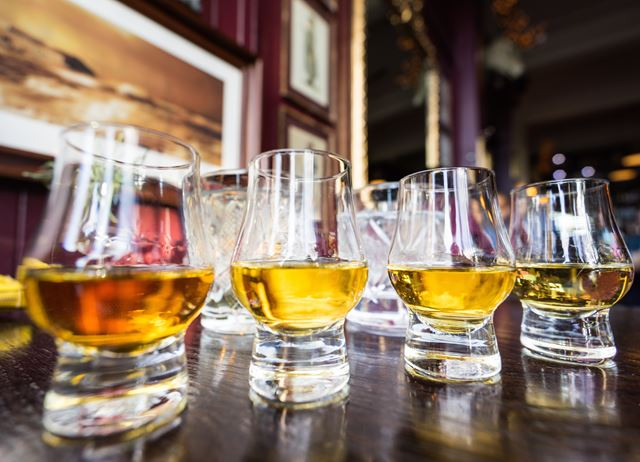 Wee drams: our top five whiskies for Burns Night
