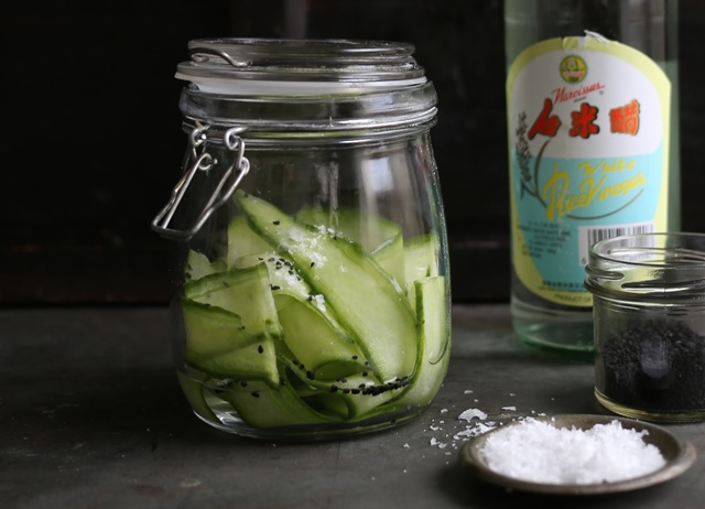 How to pickle cucumber