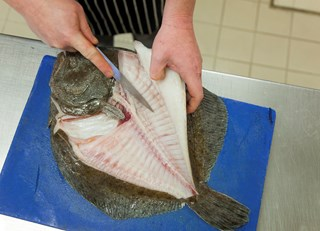 How to cook turbot