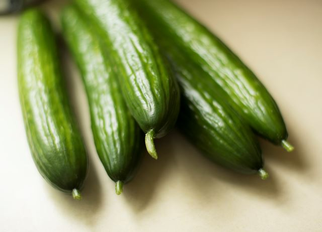 Cucumbers: more versatile than you think