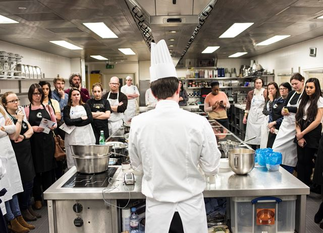 Cook school confidential: cooking with coffee