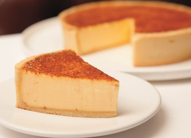 Custard tart recipe