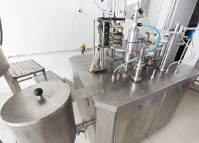 Modern cheesemaking equipment