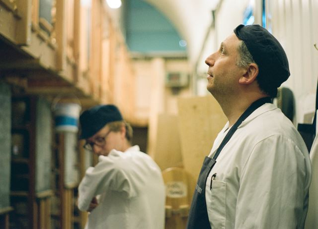 Behind the scenes at Neal's Yard Dairy