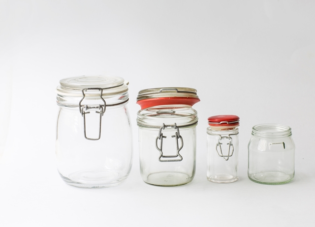 How to sterilise jars