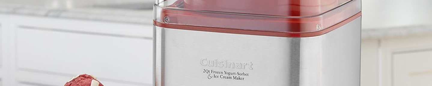 Win a Cuisinart ice cream maker worth £75