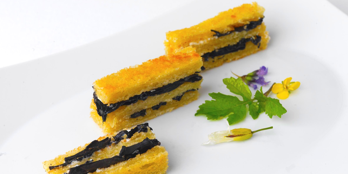 Truffle canap recipe great british chefs for Canape sandwich