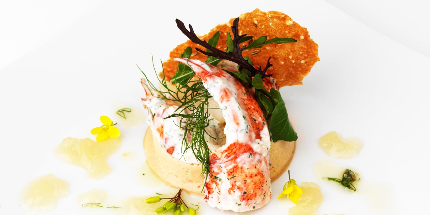 Lobster Thermidor Mousse Recipe - Great British Chefs
