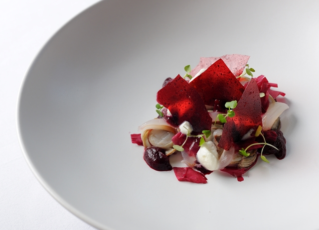 Christmas starters recipes great british chefs