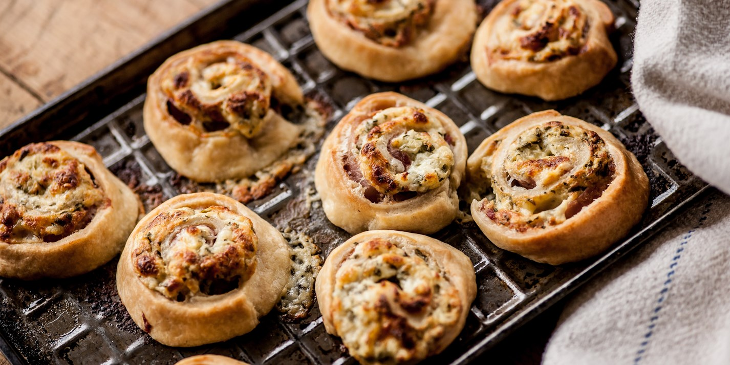 Bacon Roly Polies Recipe - Kids Recipes - Great British Chefs